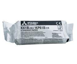 Hartie termica Hartie pentru imprimanta video Mitsubishi K61B 110cm x 20m