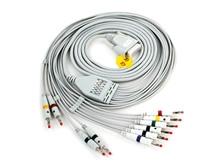 Electrocardiografe ECG Cablu ECG / EKG cu 10 fire + accesorii