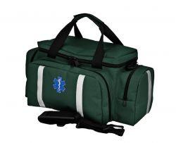 Geanta pentru medic / asistenta medicala - verde