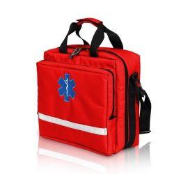 Geanta medicala pentru asistenti medicali 22L - rosu