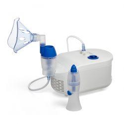 Aparate pentru tratament Nebulizator cu Dus nazal 2-in-1 - C102 Total, Omron