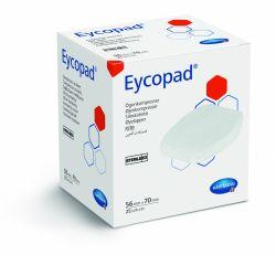 Comprese oculare Eycopad - Sterile, ambalate individual - 70 x 85 mm - (1 cutie din 25 bucati)