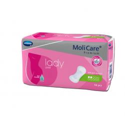MoliCarePremium lady pad3 picaturi - 14 bucati/pachet