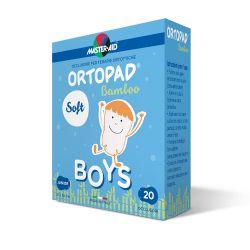 Bandaje pentru scopuri speciale Ortopad Soft Boys – Ocluzoare colorate pentru baieti