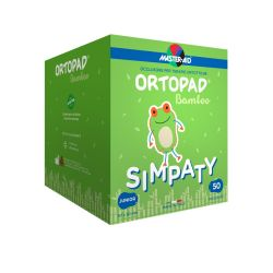 Bandaje pentru scopuri speciale Ortopad Simpaty – Ocluzoare colorate pentru copii