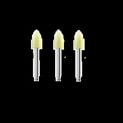 Gume polizare pentru restaurari de compozit cu microumplutura Gume polizare Fine (finisare-galben) - pentru restaurari de compozit cu microumplutura, PRIMA