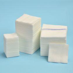 Comprese nesterile din bumbac KOMPRI lux - 7.5cm x 7.5cm - 13/8