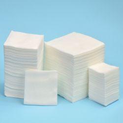 Comprese nesterile din material netesut 30 g/m2 NONVI lux - 5cm x 5cm