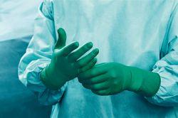 Consumabile medicale Manusi chirurgicale Peha-underglove latex, verzi - HARTMANN