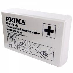 Truse si cutii de prim ajutor Trusa sanitara de prim ajutor auto DIN 13164, avizata RAR, CE