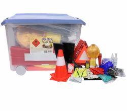 Truse si cutii de prim ajutor Trusă A.D.R. (atestare tehnică IPROCHIM)