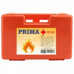 Truse si cutii de prim ajutor Trusa sanitara de urgenta pentru arsuri