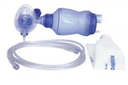 Echipament de prim ajutor Balon de resuscitare din PVC pentru nou-nascuti