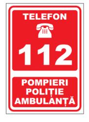 Echipamente de urgenta si resuscitare Indicator 112