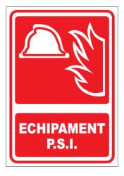 Echipamente de urgenta si resuscitare Indicator echipament PSI