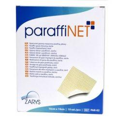 Bandaje pentru scopuri speciale paraffiNET - Pansament din tifon impregnat cu parafina