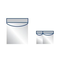 Pungi adezive sterile - 50cm x 60cm