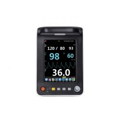 "Monitoare semne vitale Monitor pacient PAVO 8.4"" Display, Analog SpO2, PR, NIBP, Li-Ion"