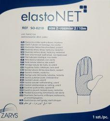 elastoNET - Bandaj tubular de fixare tip plasa, elastic, 25m - Marime: 2 - Indicatie: Mana / Deget picior