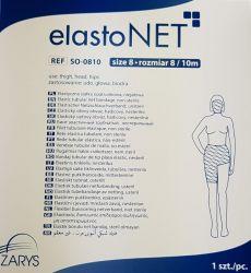 elastoNET - Bandaj tubular de fixare tip plasa, elastic, 25m - Marime: 8 - Indicatie: Coapsa / Cap / Sold